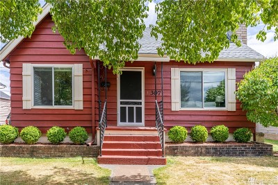Puyallup Single Family Home For Sale: 307 17th St NW