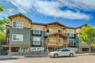 Edmonds Condo/Townhouse For Sale: 128 4 Ave S #202