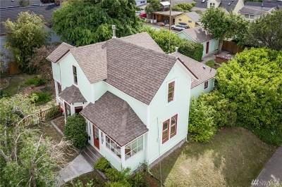 Bellingham Single Family Home Sold: 1349 Grant St