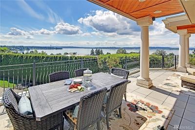 Kirkland Single Family Home For Sale: 10304 NE 60th St