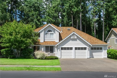 Gig Harbor Single Family Home For Sale: 1807 44th St Ct NW