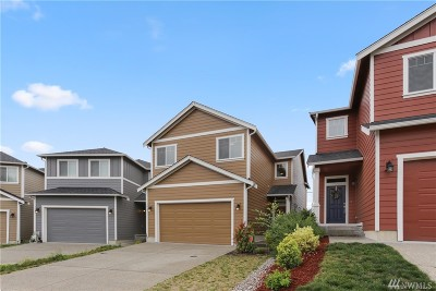 Puyallup Single Family Home For Sale: 7819 161st St E