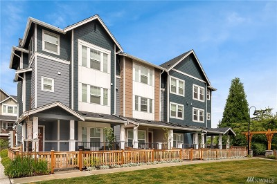 Seattle Single Family Home For Sale: 3400 SW Graham St #701