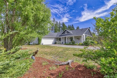 Yelm Single Family Home For Sale: 15706 Scenic Shores Dr SE