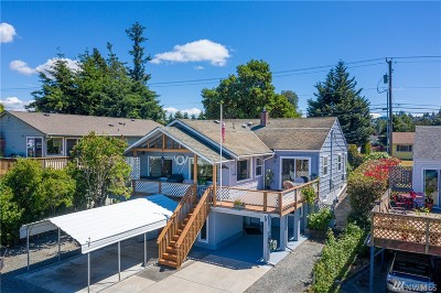 Anacortes, La Conner Single Family Home For Sale: 2306 12th St