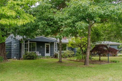 Olympia Single Family Home For Sale: 5015 Brassfield Dr SE