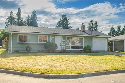Auburn Single Family Home For Sale: 807 26th Place SE