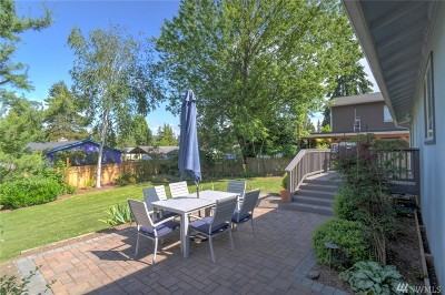 Kirkland Single Family Home For Sale: 14220 80th Ave NE
