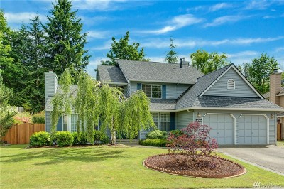 Sammamish Single Family Home For Sale: 3115 213th Place SE