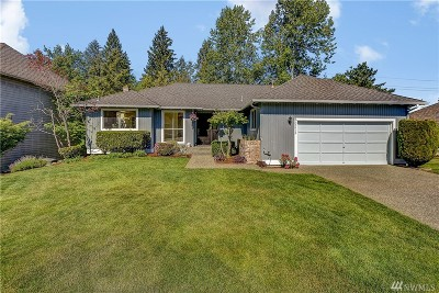 Issaquah Single Family Home For Sale: 23818 SE 41st St