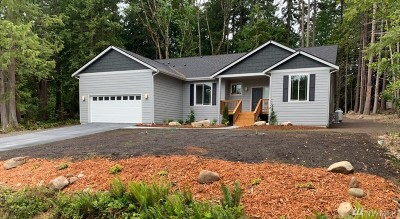 Port Ludlow WA Single Family Home Contingent: $444,000