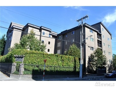 Seattle Condo/Townhouse For Sale: 14300 32nd Ave NE #203