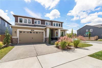 Woodinville Single Family Home For Sale: 12507 NE 153rd Place