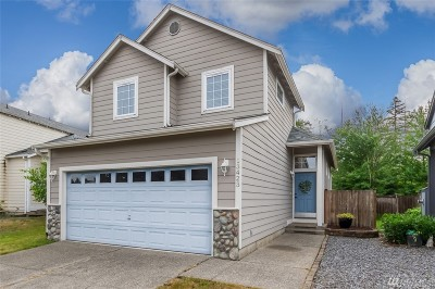 Puyallup Single Family Home For Sale: 13423 68th Av Ct E