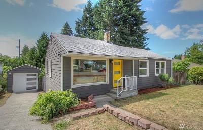 Single Family Home For Sale: 17217 3rd Ave NE