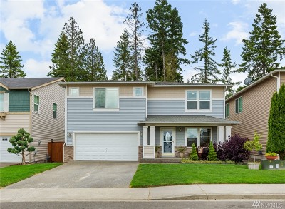 Port Orchard Single Family Home For Sale: 2614 SW Siskin Cir
