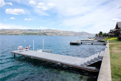 Chelan County, Douglas County Residential Lots & Land For Sale: 3212 S Lakeshore Rd