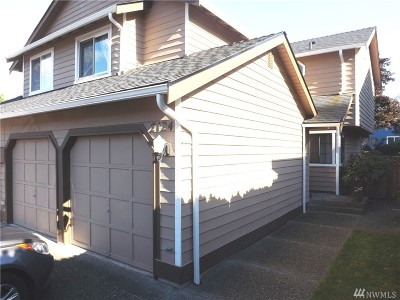 Bothell Single Family Home For Sale: 2124 185th Place SE