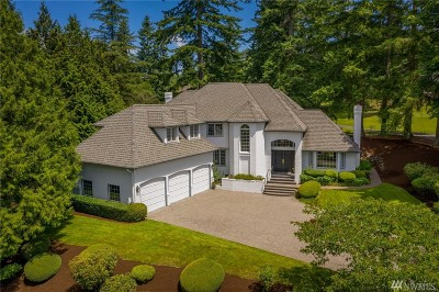 Woodinville Single Family Home For Sale: 13704 209th Ave NE