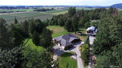 Skagit County Single Family Home Pending: 21596 Snowden Lane
