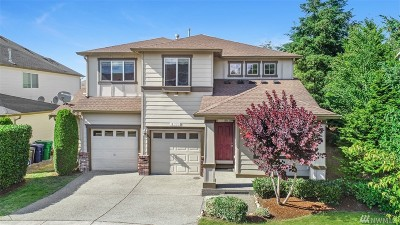 Mill Creek Single Family Home For Sale: 4111 135th St SE