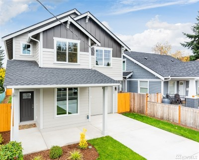 Tacoma Single Family Home For Sale: 5220 S M St