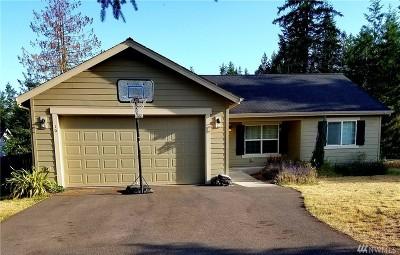 Mason County Single Family Home For Sale: 10 E Swallow Ct