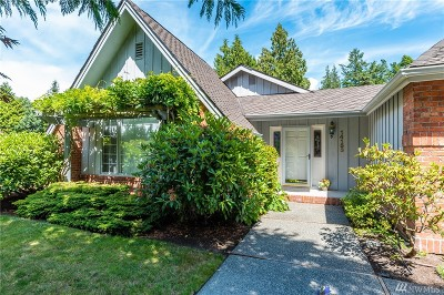 Anacortes Single Family Home For Sale: 14153 Cove Ct