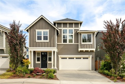 Sammamish Single Family Home For Sale: 24608 NE 14th Place