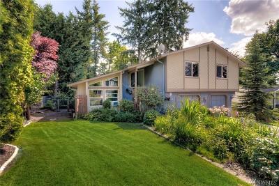 Covington Single Family Home For Sale: 20023 SE 268th St