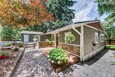 Belfair Single Family Home For Sale: 340 E Canyon View Rd