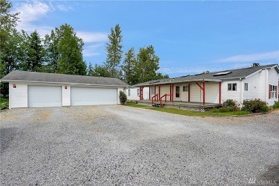 Everson, Nooksack Single Family Home For Sale: 111 W 2nd St