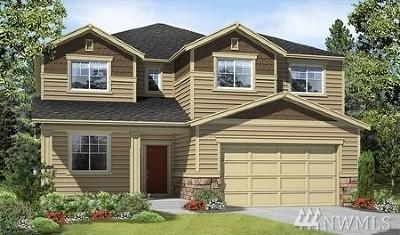 Bonney Lake Single Family Home Contingent: 14641 201st Ave E