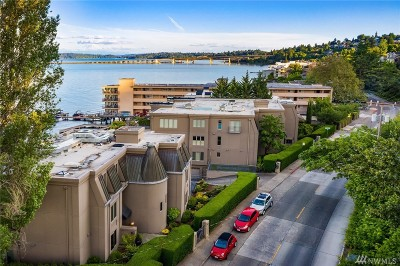 Seattle Condo/Townhouse For Sale: 302 Lakeside Ave S #103+1