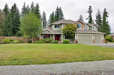 Arlington Single Family Home For Sale: 3407 264th St NE