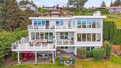 Edmonds Single Family Home For Sale: 1121 Vista Place