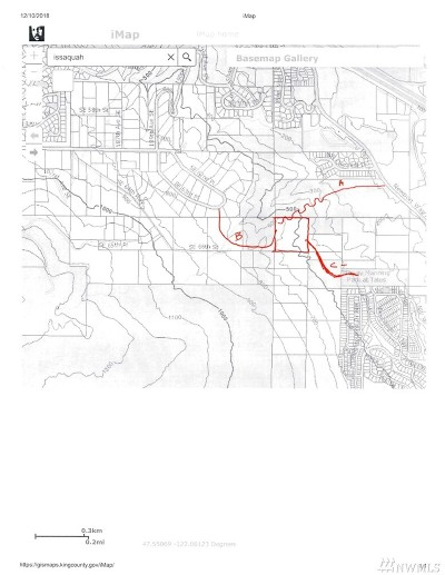 Residential Lots & Land For Sale: 1917 Newport Wy NW