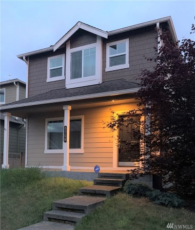 Spanaway Single Family Home For Sale: 1730 179th St Ct E