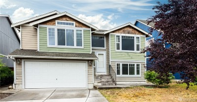 Yelm Single Family Home For Sale: 15314 91st Ave SE