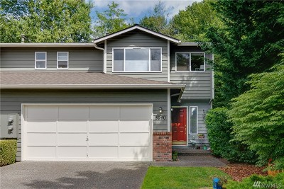 Kenmore Single Family Home For Sale: 8040 NE 178th Lane