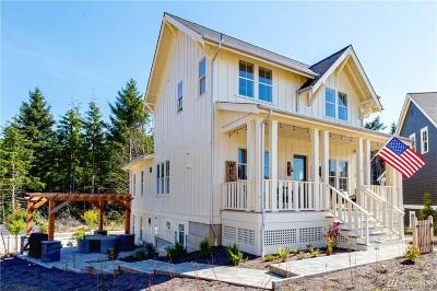 Grays Harbor County Single Family Home For Sale: 76 Horseshoe Lane