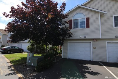Federal Way Condo/Townhouse For Sale: 2523 S 288th St #4