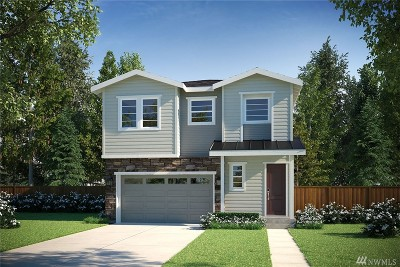 Bothell Single Family Home For Sale: 22213 44th (Homesite North 14) Dr SE