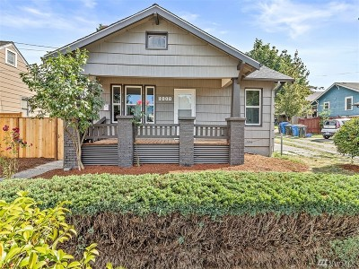 Tacoma Single Family Home For Sale: 1008 S 50th St