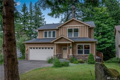 Bellingham Single Family Home For Sale: 19 N Summit Drive