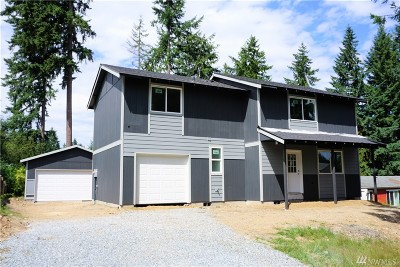 Bonney Lake Single Family Home For Sale: 11606 202nd Ave E