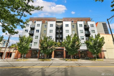 Seattle Condo/Townhouse For Sale: 1026 NE 65th St #319