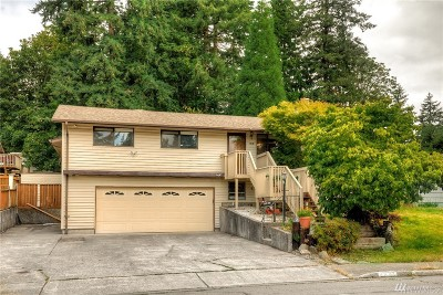 Mountlake Terrace Single Family Home For Sale: 4605 232nd Place SW