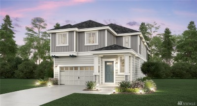 Black Diamond Single Family Home For Sale: 33154 Crystal Ave SE #57