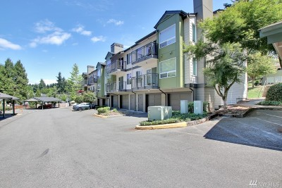 Federal Way Condo/Townhouse For Sale: 31500 33rd Place SW